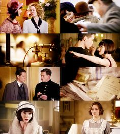 Fabulous Moments from Miss Fisher's Murder Mysteries