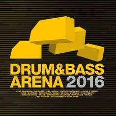 VA - Drum and Bass Arena 2016 (2016)