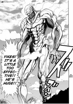Onepunch-Man 3 - Page 6