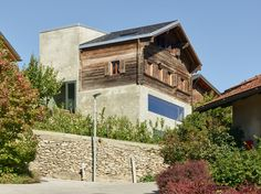Gallery of Reynard/Rossi-Udry House / Savioz Fabrizzi Architectes - 8