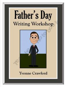 Father's Day Writing Workshop is a fun way to introduce Father's Day vocabulary to your students while helping them increase their language skills.