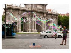 """""""Burbuja"""" Fotografía tomada en Madrid, España. 2013"""
