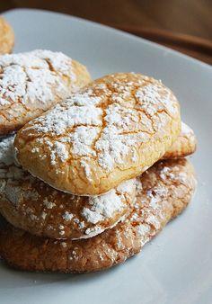 La ricetta della felicità: Savoiardi di riso di Luca Montersino... senza glutine naturalmente!