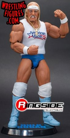 Hulk Hogan (Blue Trunks) - Ringside Collectibles Exclusive Toy Wrestling Action Figure by Storm Collectibles! Wwe Action Figures, Custom Action Figures, Wwe Toys, Modern Toys, Wwe Elite, Hulk Hogan, Wwe Superstars, Figs, Really Funny