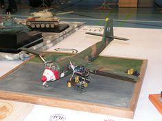 Caribou - 1:72 Historia Sion 2014 Model Show, Scale Models, Historia, Scale Model