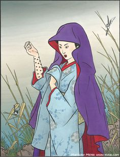 I've been a bit late with a few recent yokai posts, so I thought I would put today's up a bit early to make up for time! There's something really fun about the beautiful-young-women yokai that I th...