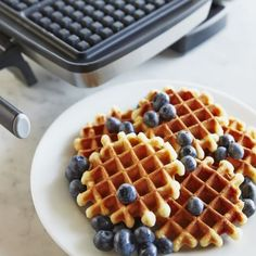 Croquade Waffle Maker, available at #surlatable