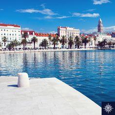 Split is een uitbundige stad die precies de juiste balans tussen traditie en moderniteit heeft. #MSCMusica #MSCCruises