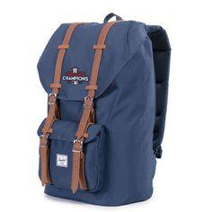 Houston Astros Herschel Supply Co. 2017 World Series Champions Little America Backpack – Navy