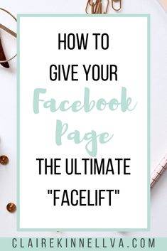 If you're like me and always looking for ways to spend less time on social media but still need your marketing strategies to keep working while you live your life, then check out my 5 secret tips to giving your Facebook business page the ultimate facelift!  This article is packed with quick, actionable tips you can implement today to start saving yourself HOURS of time each week. So click here to see all my ideas on saving you time and reviving your business page.