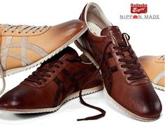 Onitsuka Tiger Tai Chi Deluxe Nippon Made Brown ($50-100) - Svpply