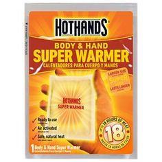 HotHands Super Warmers - Single