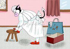 LÁPIZ Y PAPEL: La vaca estudiosa Family Guy, Fictional Characters, Art, Wire Flowers, Cows, Paper Envelopes, Proposal, Short Stories, Kunst