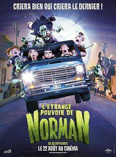 Avec sa passion dévorante pour les films d'horreurs et son obsession pour les zombies, Norman n'est pas un ado comme les autres. Introverti, il a le don de communiquer avec les morts, et notamment sa grand-mère, ce qui agace son père et lui vaut d'être la tête de turc du collège. Mais voilà qu'un sortilège s'abat sur sa petite ville. L'avenir des habitants de Blithe Hollow repose dès lors entre les mains de Norman...  Bande-annonce : http://www.cinemovies.fr/fiche_multimedia.php?IDfilm=23138