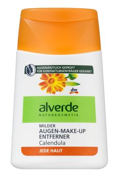 Alverde Augen-Make-up Entferner Calendula, Eye Make up Remover1,95 €