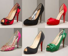 Shoe designers | Eye Candy: Shoe Smitten | Wedding Style, Planning & Inspiration | the ...