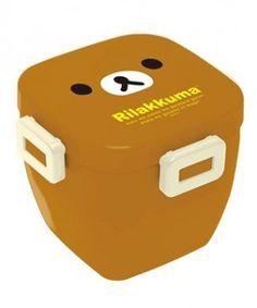 Rilakkuma Cafe Bowl Lunchbox