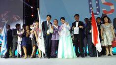 싱가폴엑포에서 세계의 중심에 서다. www.sponsor.so