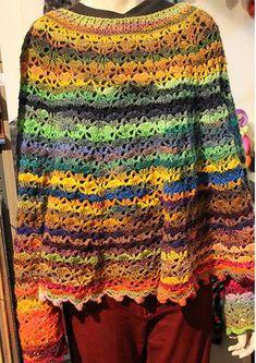 25 Beste Afbeeldingen Van Gehaakte Poncho Patronen Crochet Clothes