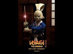 "Usagi Yojimbo - ""The Last Request"" Pretty damn cool. Happy 30th Anniversary Usagi Yojimbo!"