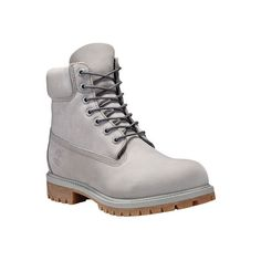 "Men's Timberland Classic 6"" Premium Boot ($190) ❤ liked on Polyvore featuring men's fashion, men's shoes, men's boots, men's work boots, casual, suede shoes, mens boots, mens waterproof boots, timberland mens work boots and mens water proof boots"