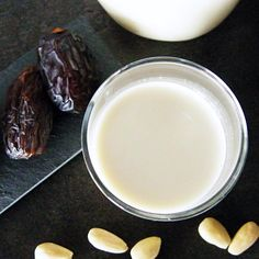 "Simple Almond Milk | ""TRY THIS RECIPE! Simple and easy to make, all natural and delicious."""