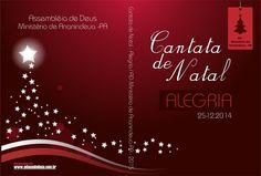 Coral Som de Júbilo - Cantata de Natal 2014 - Alegria - COMPLETO
