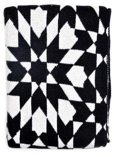 Mod Quilt Blanket  ECKMANN STUDIO LOVE