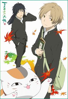 """""""Natsume's Book Of Friends"""" Season Five Visual Published With Preview Event…"""