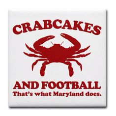 Maryland next week! Starting the college football search.