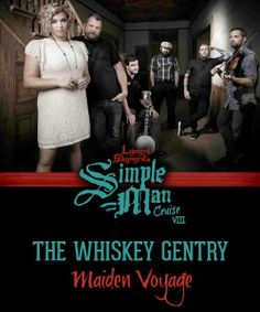 Join us in welcoming The Whiskey Gentry for their maiden voyage! #whiskeygentry #simplemancruise #SMC #sxmliveloud #cruise #vacation #finalchapter #lynyrdskynyrd #rock #beach #livemusic #norwegiancruiseline