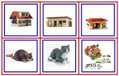 Montessori, Preschool, Printables, Kids, Image, Words, Animals, Farmhouse, Preschool Farm