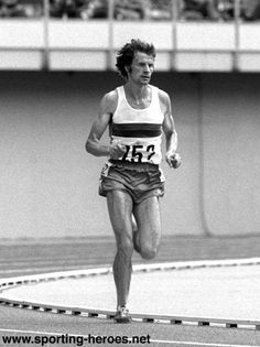 Carlos Lopes. Olympic Marathon Champion in 1984 and set the WR a year later in Rotterdam as a 38 year-old (2:07:12) . First man to break 2:08 at the distance.