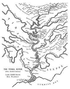 Jack Vance Website - VIE Maps