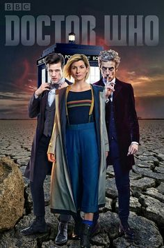 THE DOCTORS 11,12 AND 13