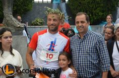 33rd Spartathlon Race 2015 Racing, Sign, Hats, Hat, Auto Racing, Lace, Signs