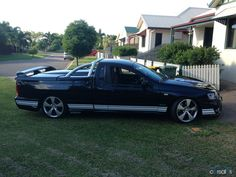 2006 Ford Performance Vehicles Super Pursuit BF Mk II
