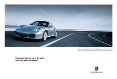 Porsche 911 Turbo ad (996)