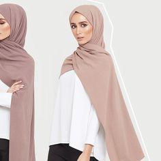 INAYAH | Premium hijabs; both durable and versatile. Antler Linen Blend Hijab Bark Linen Blend Hijab www.inayah.co