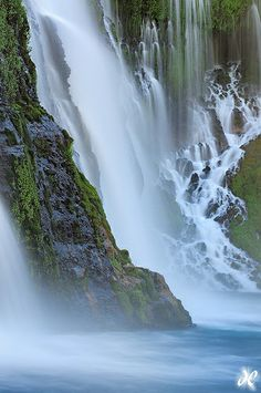 Burney Falls, McArthur–Burney Falls Memorial State Park, Shasta, California
