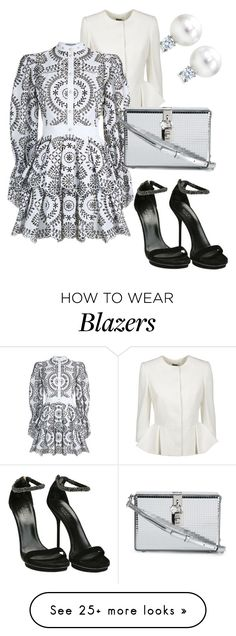 """""""Oscarlicious"""" by fashionexpertista on Polyvore featuring Gucci, Alexander McQueen and Dolce&Gabbana"""