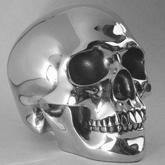 Fashion Style Vogue metal skull ! ; )