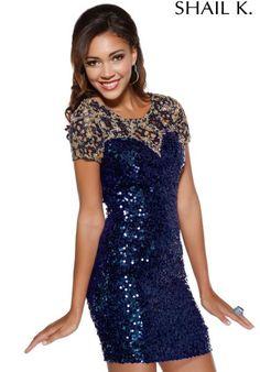 Shail K Homecoming Dresses 3413 at Prom Dress Shop