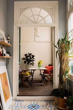 my scandinavian home: The relaxed, boho home of Paloma Lanna