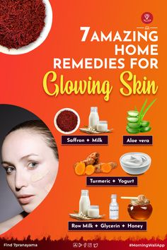 Fair Skin Home Remedies, Remedies For Glowing Skin, Natural Beauty Remedies, Skin Care Remedies, Health Remedies, Clear Skin Face Mask, Face Masks, Natural Skin Care, Natural Health