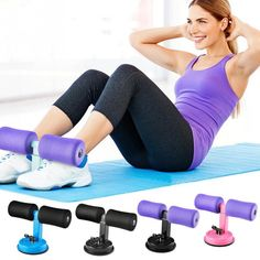 Fitness Equipments Gym Sport Fitness Elastic Pull Rope Foot Pedal Body Slim Yoga Resistance Bands 4 Tube Workout Latex Bands Fitness Equipment Exquisite Craftsmanship;