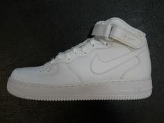 NIKE A.F.1 MID WHITE