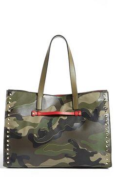 Valentino Studded Camo Purse Camo Bag 3daa2e4853ab3