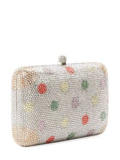Dots Minaudière from Get Carried Away: Bold Handbags on Gilt