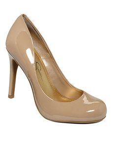 Never thought I would like a Jessica Simpson shoe! Jessica Simpson Shoes, Calie Pumps - Pumps - Shoes - Macy's